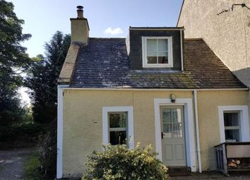 Thumbnail 1 bed semi-detached house to rent in Kirkpatrick Durham, Castle Douglas