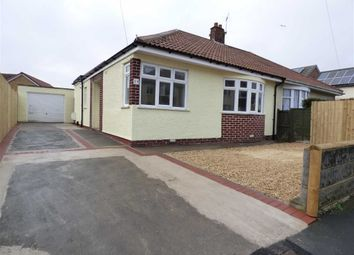 Thumbnail 2 bed semi-detached bungalow for sale in Mendip Road, Weston-Super-Mare
