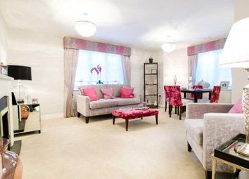 Thumbnail 2 bed flat for sale in Le Jardin, Station Road, Letchworth Garden City