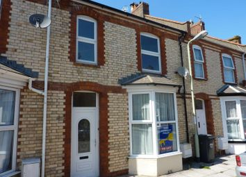 Thumbnail 3 bedroom terraced house to rent in Westbourne Grove, Ilfracombe