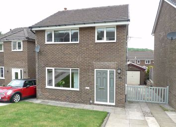 Thumbnail 3 bed detached house for sale in Clifton Drive, Buxton, Derbyshire