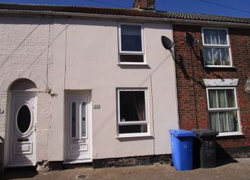 Thumbnail 3 bed terraced house to rent in Jacobs Street, Lowestoft