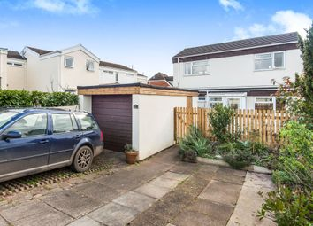 Thumbnail 3 bed semi-detached house for sale in Elm Close, Broadclyst, Exeter