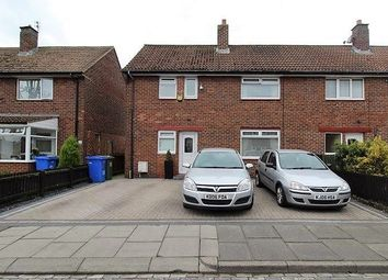 Thumbnail End terrace house for sale in Ravensdale Grove, Blyth