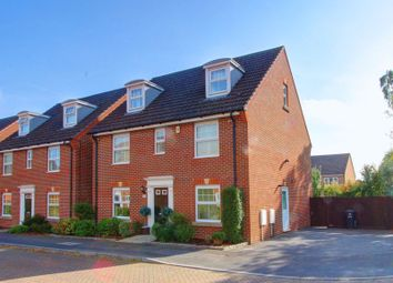 Thumbnail 5 bed detached house for sale in Knights Grove, North Baddesley, Hampshire