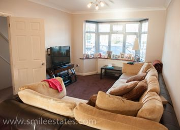 Thumbnail 4 bed semi-detached house to rent in Blacklands Drive, Hayes