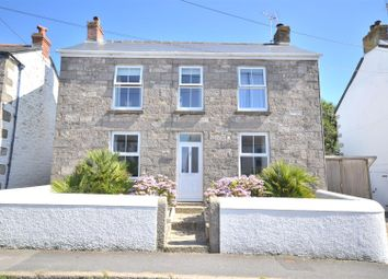 Thumbnail 4 bed detached house for sale in Unity Road, Porthleven, Helston