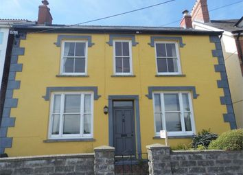 Thumbnail 4 bed detached house for sale in 3 Glan Y Mor Road, Goodwick, Pembrokeshire