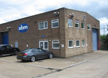 Thumbnail Warehouse to let in Fairview Industrial Estate, Rainham