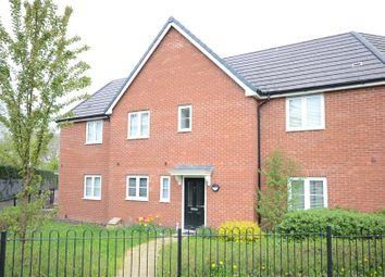Thumbnail 2 bedroom terraced house for sale in Jubilee Walk, Calcot, Reading