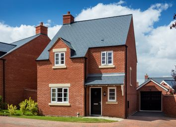 Thumbnail 3 bed detached house for sale in St Georges Fields, Wootton, Northampton