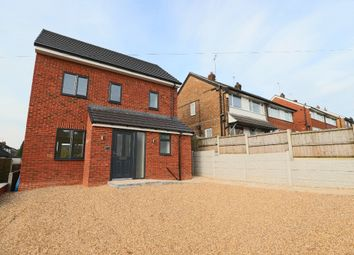 Thumbnail 3 bed detached house to rent in Mount Road, Kidsgrove, Stoke-On-Trent