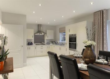 "Thumbnail 4 bed detached house for sale in ""Mitford"" at Wyaston Road, Ashbourne"