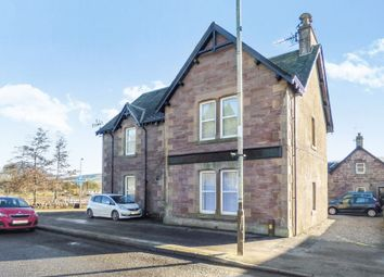 Thumbnail 2 bed flat for sale in The Morays, Blackford, Auchterarder