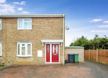 Thumbnail 2 bed semi-detached house to rent in Showfield, Royal Wootton Bassett, Swindon
