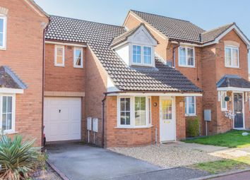 Thumbnail 3 bed terraced house for sale in Lodge Way, Irthlingborough, Wellingborough