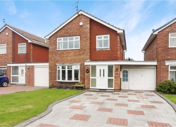 Thumbnail 4 bed link-detached house for sale in South Meade, Maghull