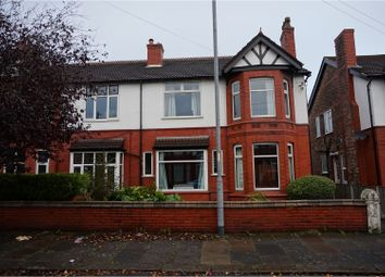 Thumbnail 4 bed semi-detached house for sale in Dawlish Road, Manchester