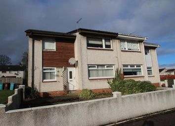 Thumbnail 2 bed flat for sale in Thornhill Way, Carnbroe, Coatbridge