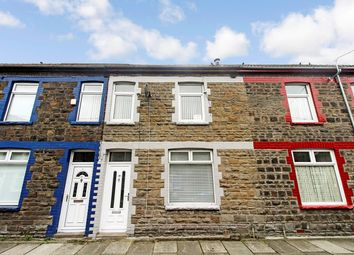 Thumbnail 3 bed terraced house for sale in Canning Street, Cwm, Ebbw Vale