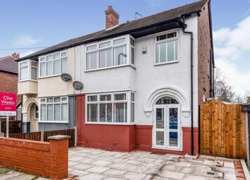 Thumbnail 3 bed semi-detached house for sale in Myers Road East, Liverpool, Merseyside