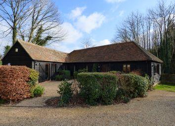 3 bed barn conversion for sale in Old Buddington Lane, Easebourne, Midhurst GU29