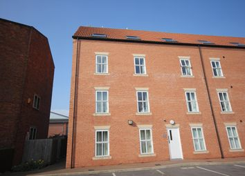 Thumbnail 2 bed flat to rent in Carolgate Court, Retford