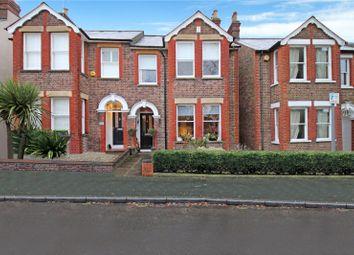 Thumbnail 4 bed semi-detached house for sale in Sebright Road, Hemel Hempstead, Hertfordshire