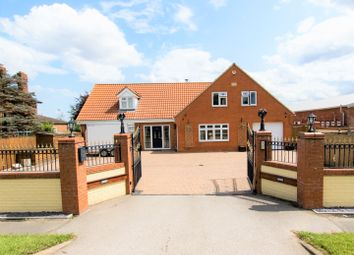Thumbnail 7 bed detached house for sale in Langrick Road, Hubberts Bridge