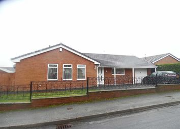 Thumbnail 3 bed detached bungalow for sale in Tegfan, Johnstown, Wrexham