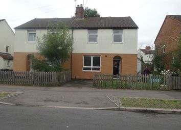 Thumbnail 3 bed semi-detached house for sale in Martival Street, Leicester