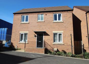 Thumbnail 3 bedroom detached house for sale in Lineton Close, Lawley Village, Telford