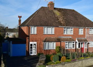 Thumbnail 3 bed semi-detached house for sale in Fifth Road, Newbury
