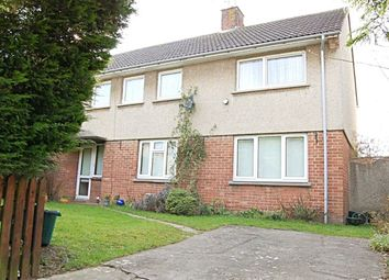 Thumbnail 2 bed flat for sale in Lincoln Close, Keynsham, Bristol