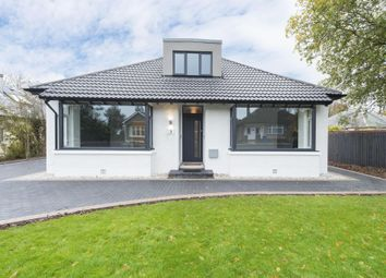 Thumbnail 4 bed bungalow for sale in 3 Elm Avenue, Lenzie, Glasgow