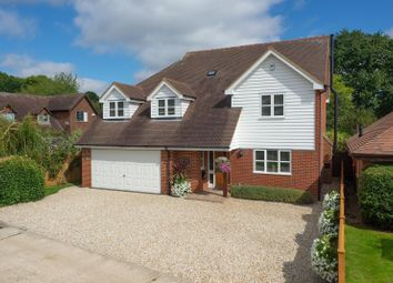 Warehorne Road, Hamstreet, Ashford TN26. 4 bed detached house