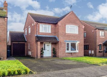 Thumbnail 4 bed detached house for sale in Frost Road, Wellesbourne, Warwick