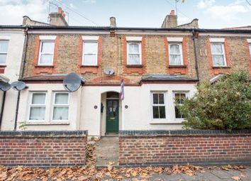 Thumbnail 1 bed flat for sale in South Esk Road, London
