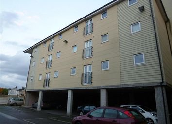 Thumbnail 2 bed flat for sale in Queens Square Station Road, Morecambe