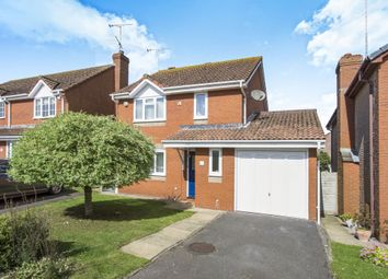 Thumbnail 3 bed detached house for sale in Kingfisher Drive, Durrington, Salisbury