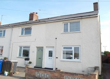 Thumbnail 3 bed terraced house for sale in Burwell Road, Exning, Newmarket