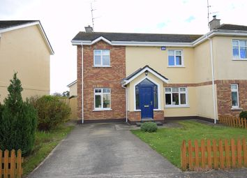 Thumbnail 3 bed semi-detached house for sale in No. 37 Woodview, Castlebridge, Wexford County, Leinster, Ireland
