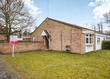 Thumbnail 2 bed semi-detached bungalow for sale in Woodlands Way, Mildenhall, Bury St. Edmunds
