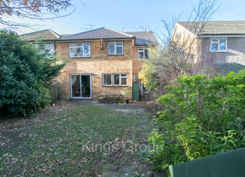Thumbnail 4 bed semi-detached house for sale in Desborough Close, Hertford