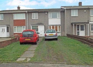 Thumbnail 3 bed terraced house for sale in Willow Road, Campsall, Doncaster, South Yorkshire