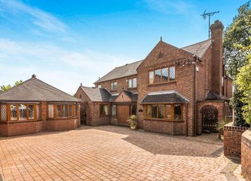 Thumbnail 7 bed detached house for sale in Kenderdine Close, Bednall, Stafford, Staffordshire