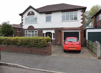 Thumbnail 4 bedroom detached house for sale in Fortescue Road, Offerton, Stockport