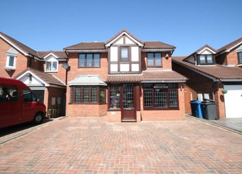 Thumbnail 5 bed detached house for sale in Devonshire Drive, Tamworth