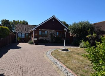 Thumbnail 3 bed detached bungalow for sale in Britannia Avenue, Seasalter, Whitstable