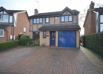 Thumbnail 4 bed detached house for sale in Wellbury Close, Trentham, Stoke-On-Trent